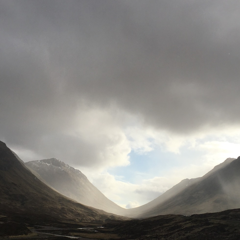 Lairig Gartain - Photo by Jane Hunter